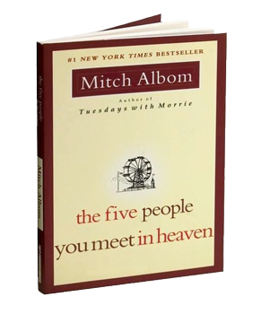 The Five People You Meet in Heaven Anniversary