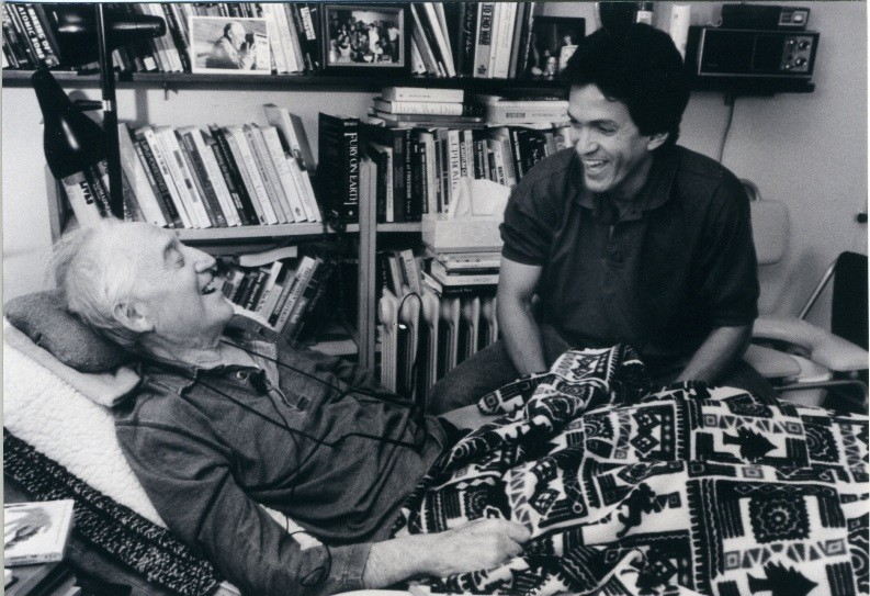 morrie schwartz and mitch albom relationship
