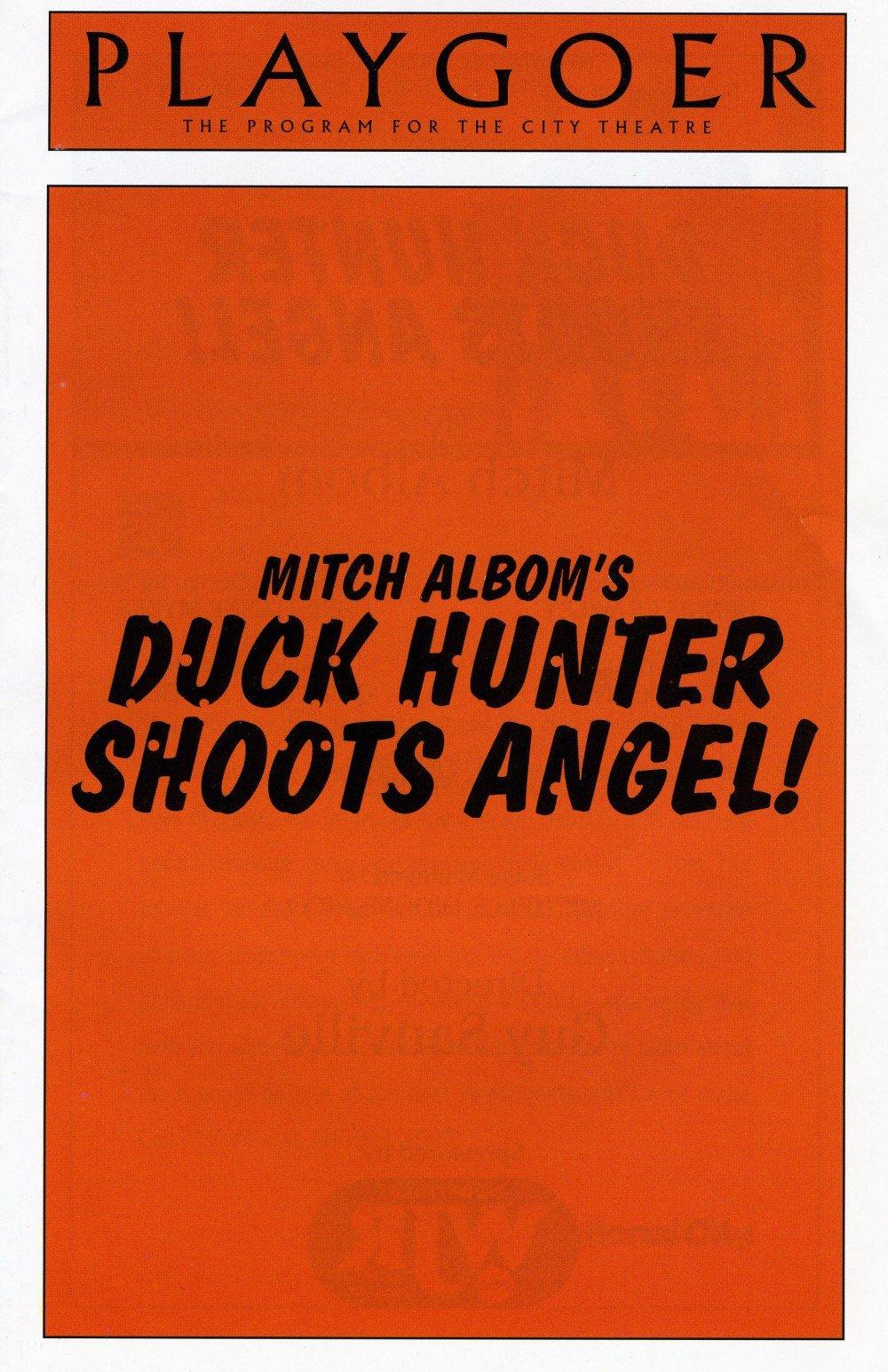 Theater » Mitch Albom