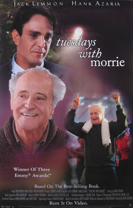Book movie tuesdays with morrie
