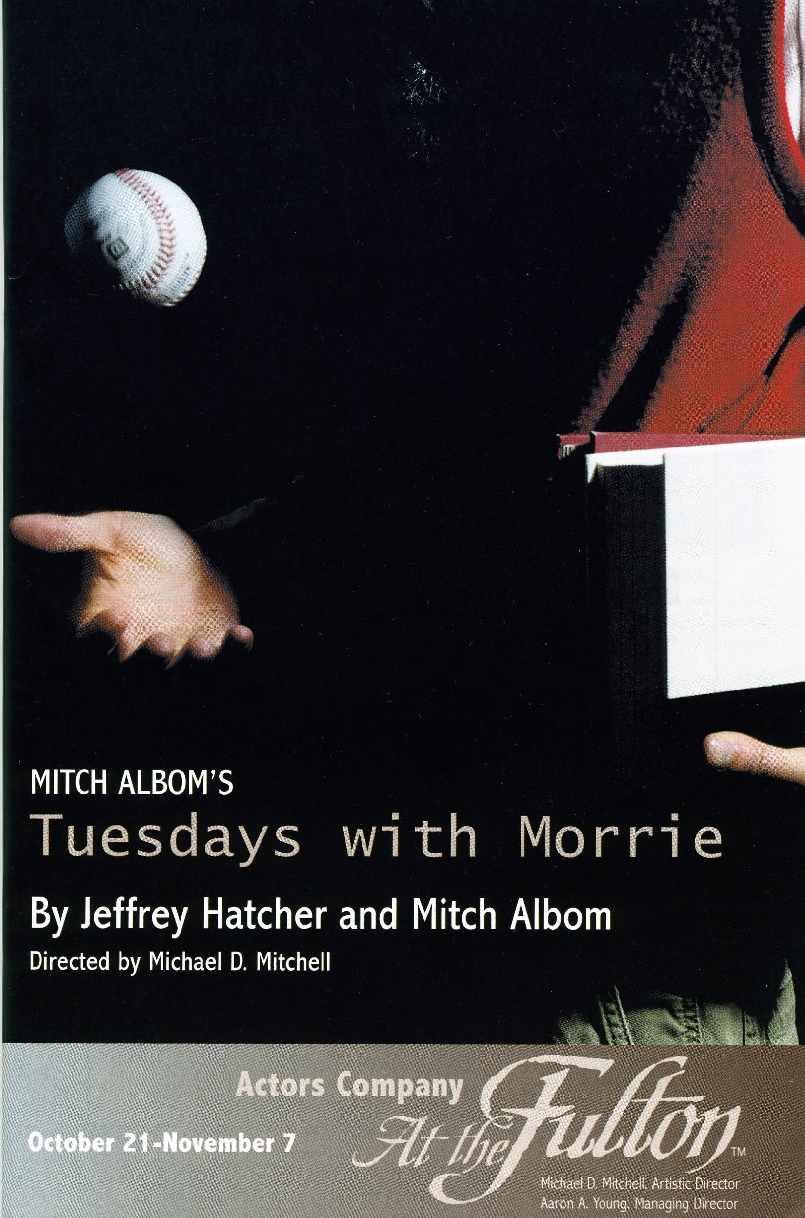 tuesdays with morrie by mitch albom: a lesson of love and death essay Tuesdays with morrie study guide contains a biography of mitch albom, literature essays, quiz questions, major themes, characters, and a full summary and analysis these papers were written primarily by students and provide critical analysis of tuesdays with morrie by mitch albom.