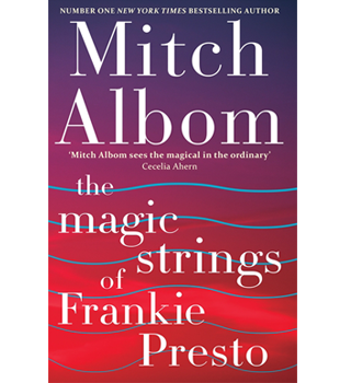 One Month Until Frankie Presto is in Paperback