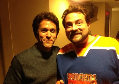 with Kevin Smith