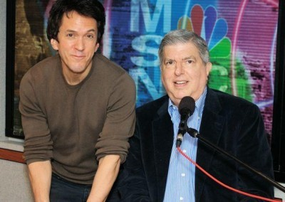 with Marvin Hamlisch