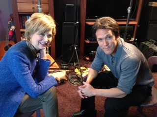 with Jane Pauley