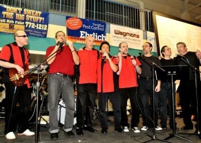 Reunion concert March 21, 2009