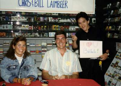 with Bill and Chris Lambeer
