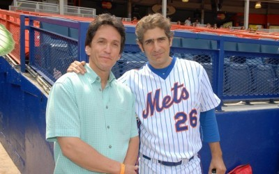 Mitch and Michael Imperioli