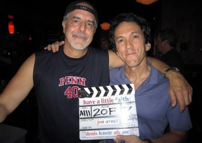 Jon Avnet and Mitch