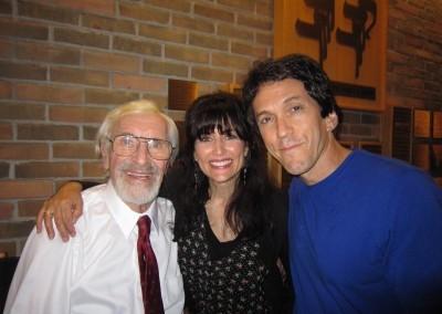 Landau, Janine Albom, and Mitch