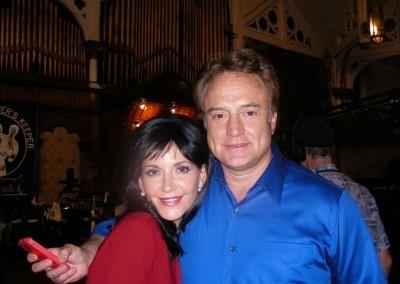 Brad Whitford and Melinda McGraw