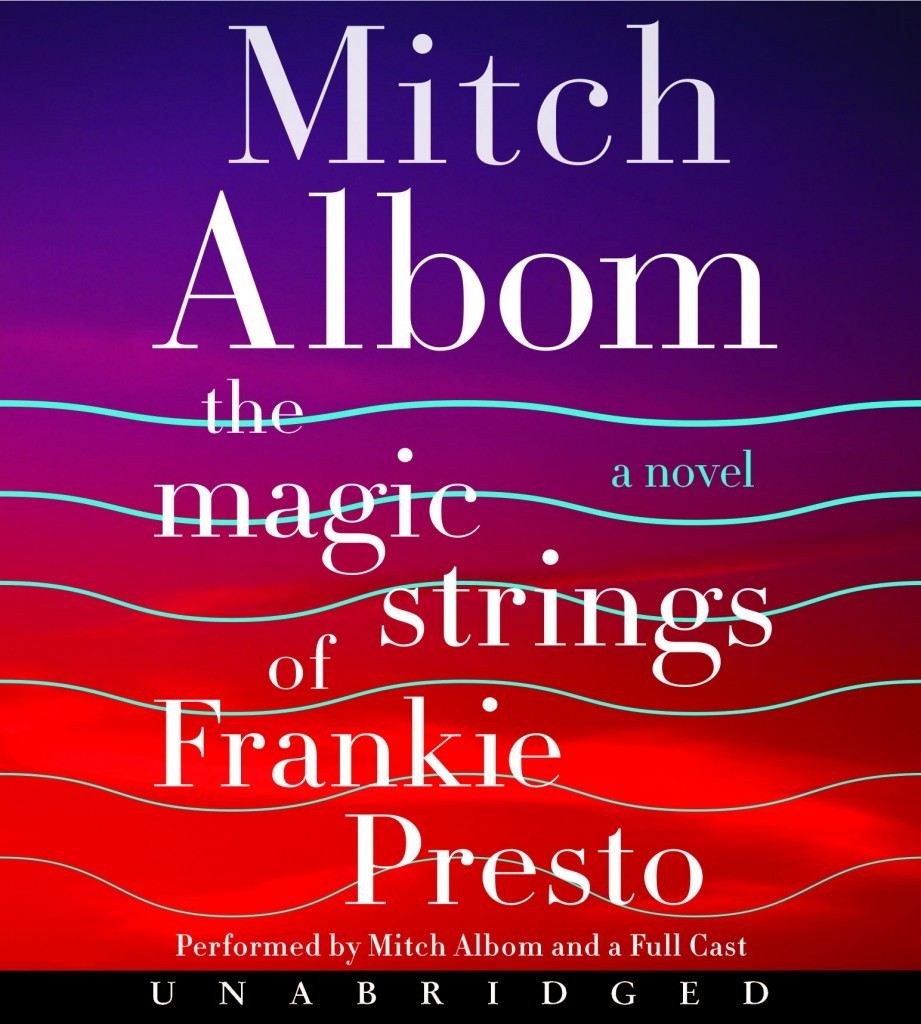 Magic Strings Audiobook Cover