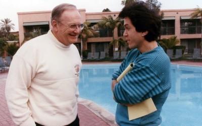 Mitch and Bo Schembechler
