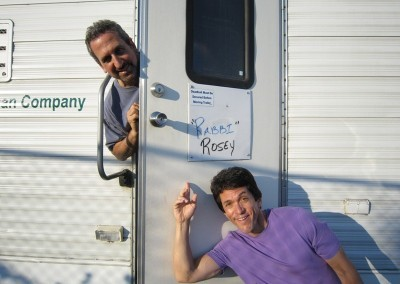 """Marc Rosenthal ('Rosey"""") has a trailer!"""