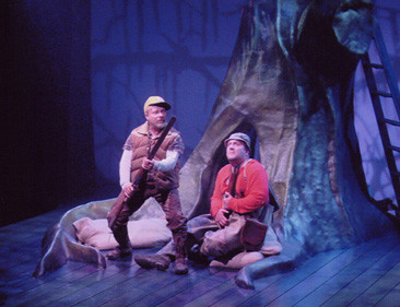 Duck Hunter Shoots Angel - Purple Rose Theater Production (2004)