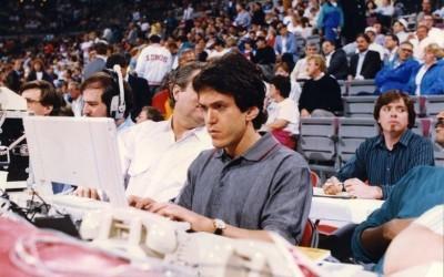 at the Barcelona Olympics (1992)
