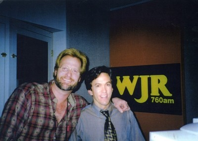 with Jeff Daniels