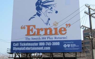 Ernie Billboard