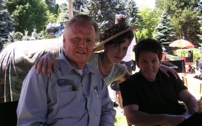 with Jon Voight