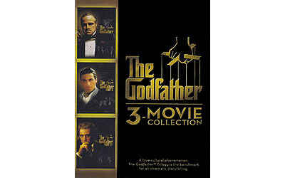 The Godfather (I and II, not III)
