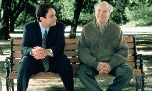 the final teachings of morrie to mitch in tuesdays with morrie a film by mick jackson Tuesdays with morrie  mick jackson genres drama,  as part of morrie's treatment for als his back is violently beaten by a masseuse and by mitch language.