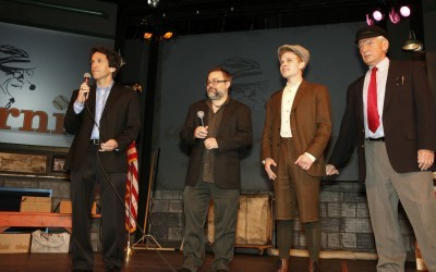 Opening night April 28, 2011