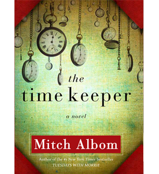 The Time Keeper 187 Mitch Albom