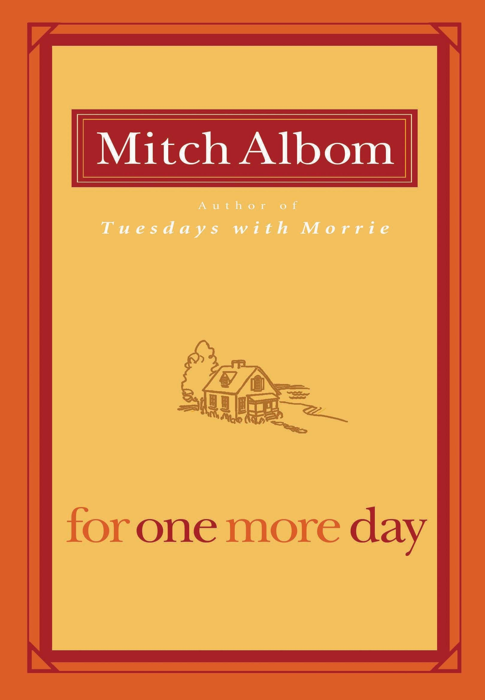 For One More Day Paperback 1