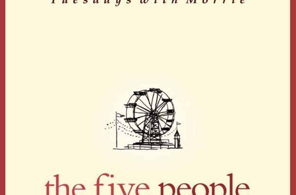 the five people you meet in heaven summary essay