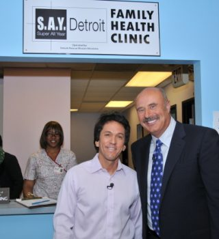 SAY Detroit Family Health Clinic Opens