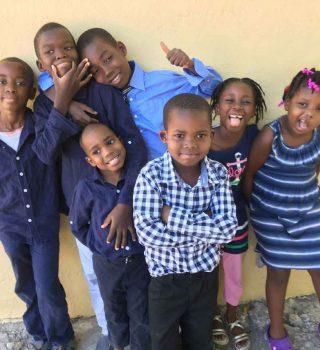 Chika in Haiti