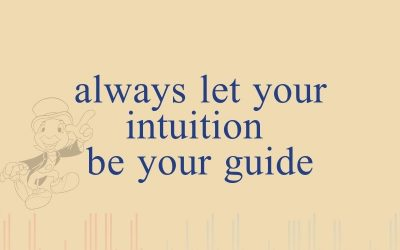 Episode 42 – Always Let Your Intuition Be Your Guide