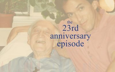Episode 43 – The 23rd Anniversary Episode