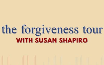 Episode 63 – The Forgiveness Tour With Susan Shapiro