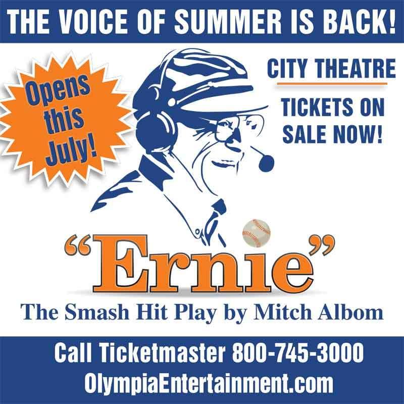 Ernie the Play @ City Theatre | Detroit | Michigan | United States