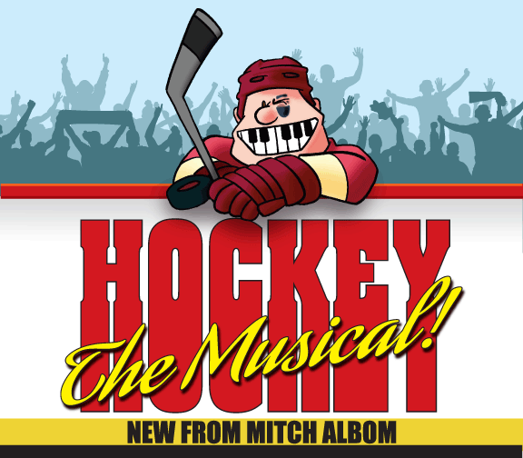 Hockey The Musical Logo