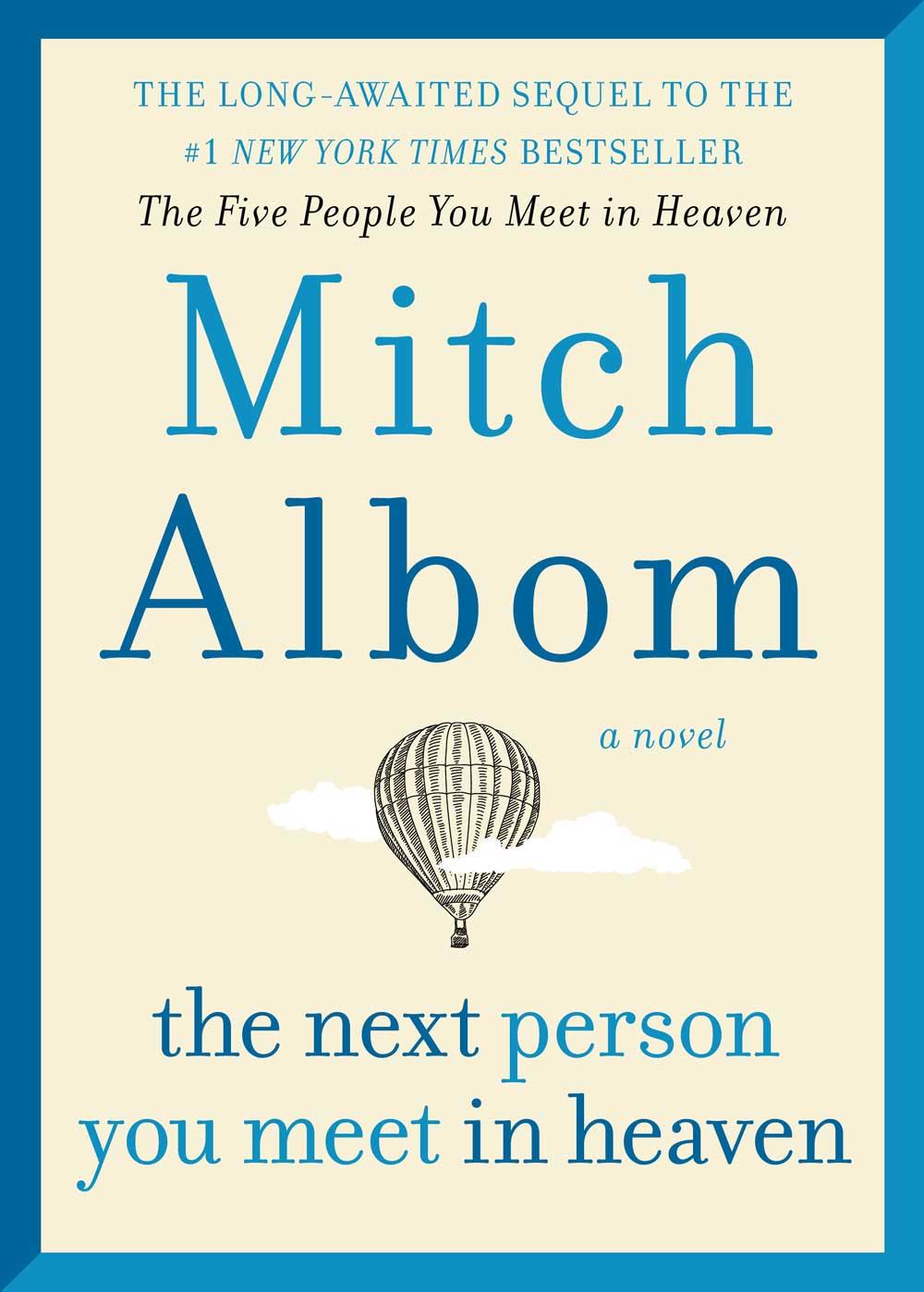 Have a Little Faith » Mitch Albom