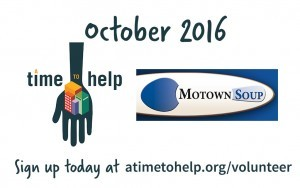 Time to Help Motown Soup @ Trinity Lutheran Church | Utica | Michigan | United States