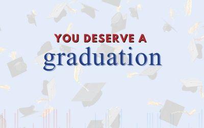 Episode 91 – You Deserve a Graduation!
