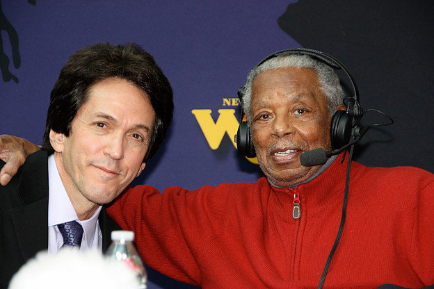 Mitch Albom, Damon Keith