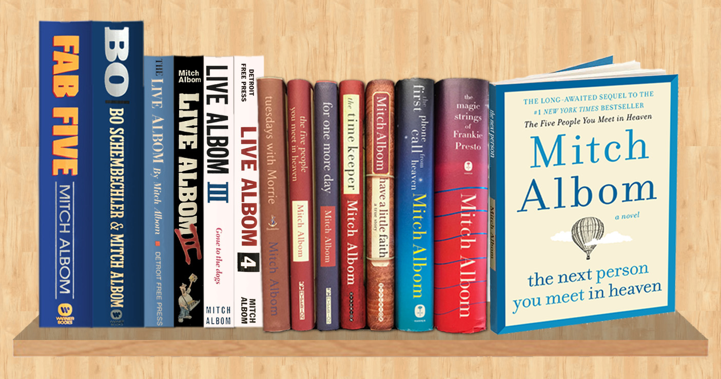 Books By Mitch Albom » Mitch Albom