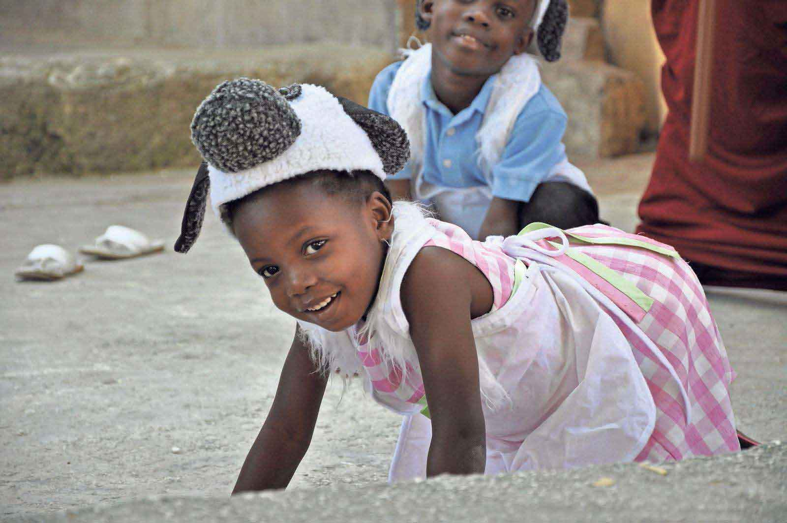 Haitian child's struggle with rare brain cancer inspires strangers, teaches doctors, and creates an unlikely family