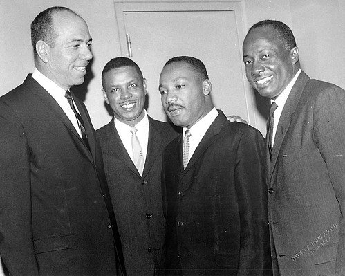 Damon Keith, Martin Luther King Jr.