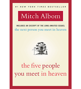 The Five People You Meet in Heaven 15th Anniversary Ed