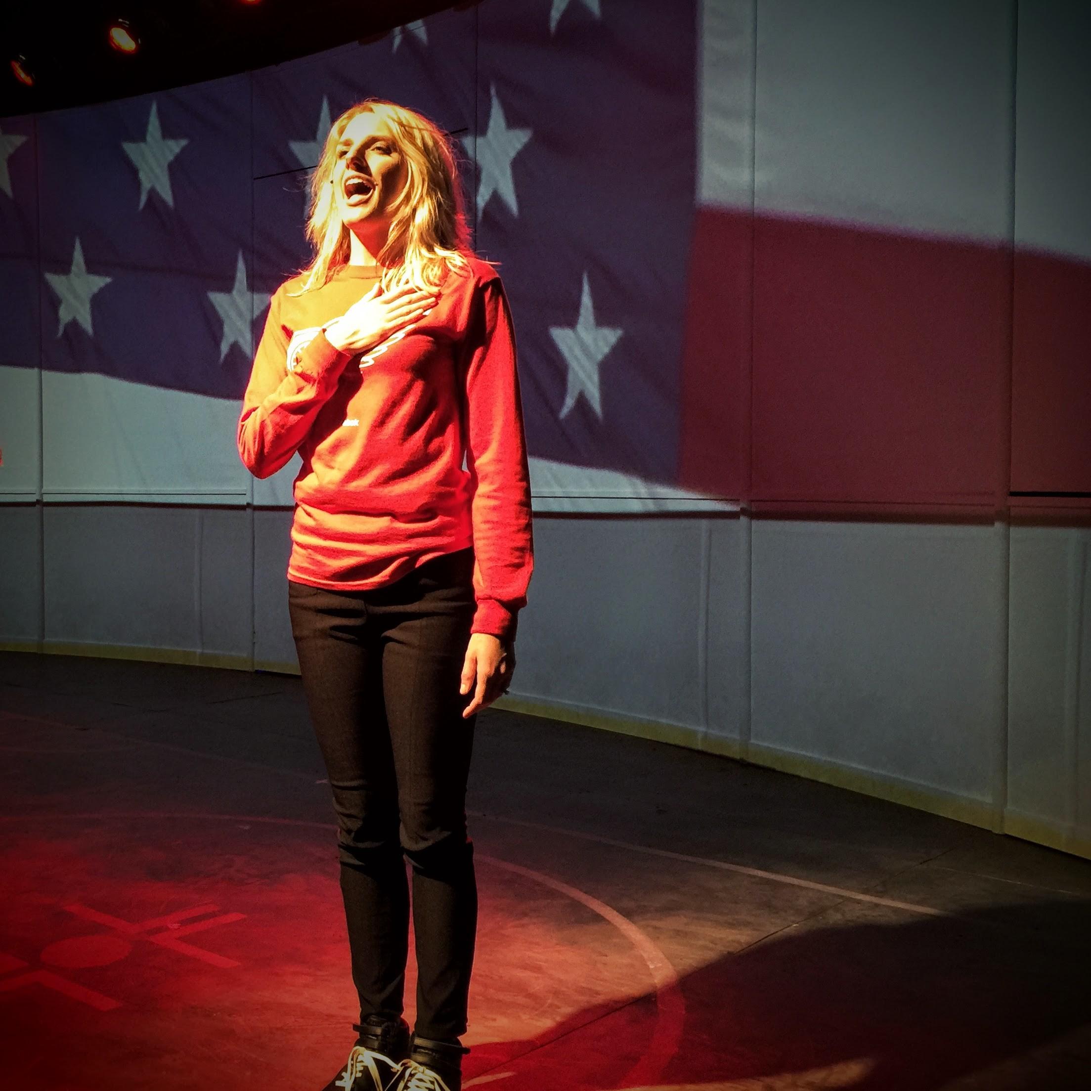 Allyson L. Smith (Anthem Singer, Swedish Wife, Ensemble)