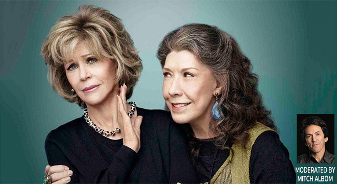 A Fun Conversation with Jane Fonda & Lily Tomlin