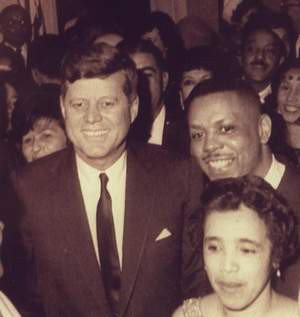 John F. Kennedy, Damon Keith