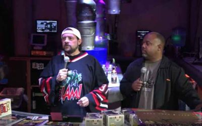 Kevin Smith Updates on 'Hit Somebody'