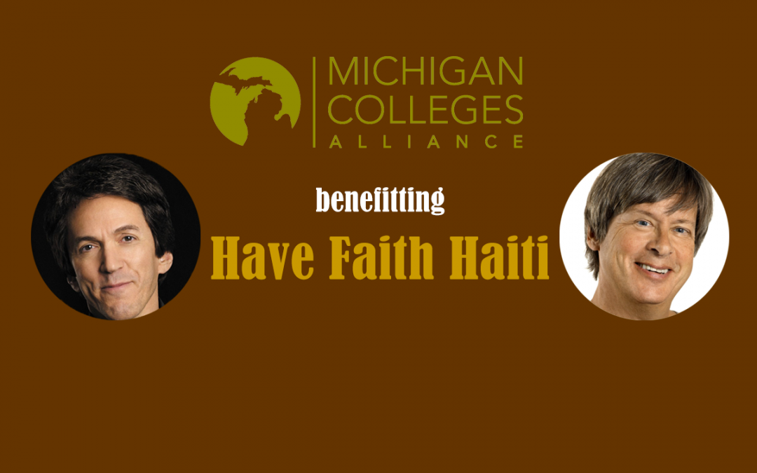 Michigan Colleges Alliance Presents Mitch Albom & Friends