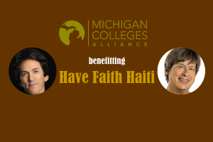 Michigan Colleges Alliance Presents Mitch Albom & Special Friends @ Great Lakes Center for the Arts